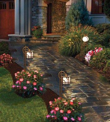 49 Outdoor Garden Decor Landscaping Flower Beds Ideas Matchness Com In 2021 Front Garden Design Front Yard Landscaping Small Front Gardens