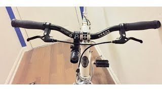 How To Raise The Handlebars On A Carrera Bike