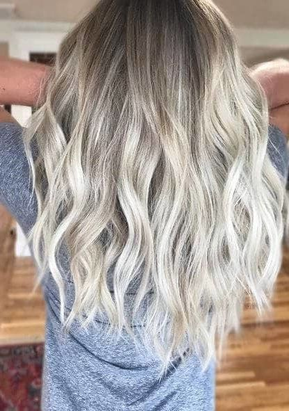 50 Ash Blonde Hair Color Ideas 2019 Ash Blonde Hair Colour Ash