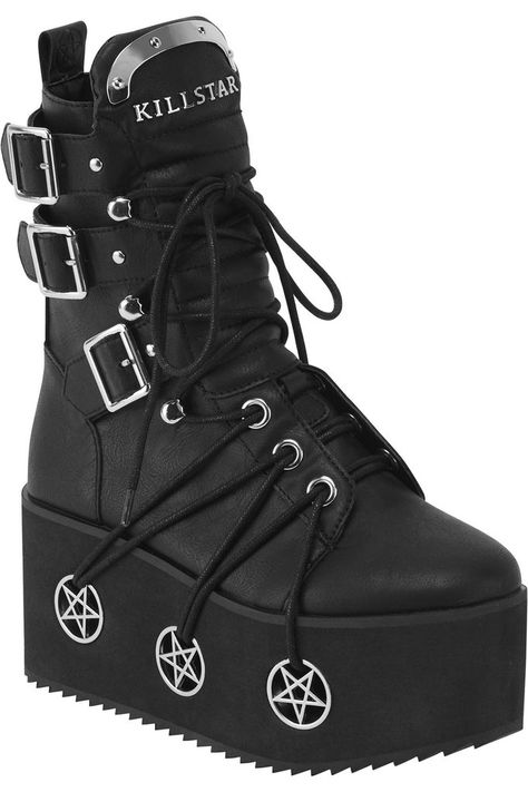b1ea59156d Hellbound Boots. Add some height to your infernal catwalk!  KILLSTAR With   Hellbound  you are sure to raise an eyebrow and hell.