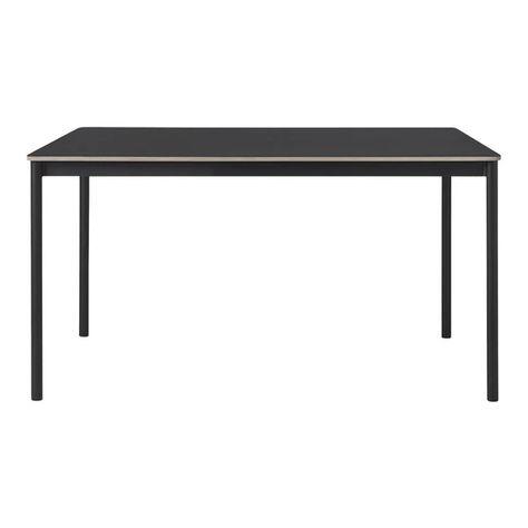 Muuto Base Table Rectangle By Mika Tolvanen Danish Design Store In 2020 Table Interior Design Concepts Danish Design Store