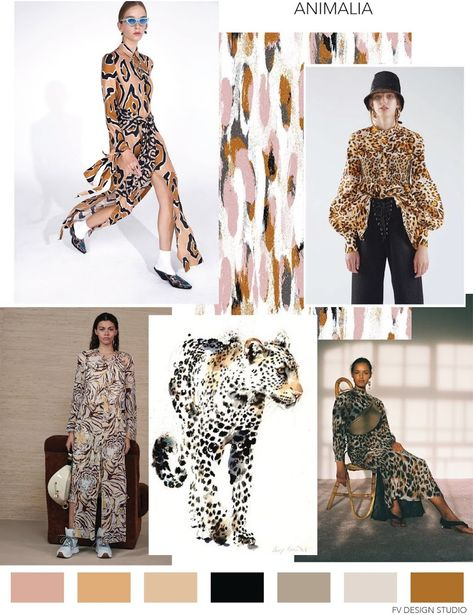 FV TREND + COLOR | ANIMALIA . SS 2019, a fashion post from the blog FASHION VIGNETTE, written by FASHION VIGNETTE on Bloglovin'