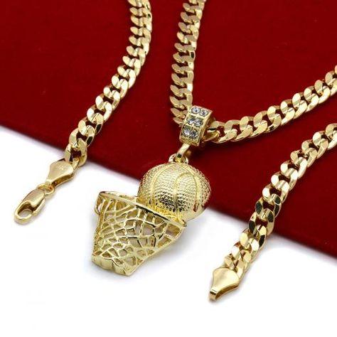 "Hip Hop 14K Gold Plated Iced CZ 6 God Jesus Praying Hands Pendant /& 30/"" Necklace"