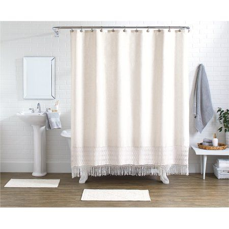 Home Shower Set Boho Bathroom Shower Curtain Sets