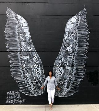 Wings by Kelly Montague #WhatLiftsYou #nashville | United states ...