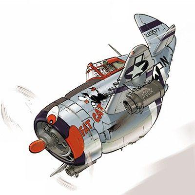 Il débute sa carrière dans l'animation en créant le graphisme des personnages de la série