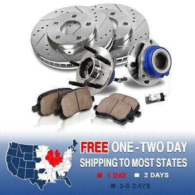Details About For Buick Century Lesabre Regal Front Brake Rotors Hub Bearings Ceramic Pads In 2020 With Images Brake Rotors Buick Century Front Brakes