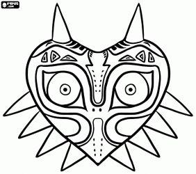 Resultado De Imagen De Dibujos De The Legend Of Zelda Colorear Pdf