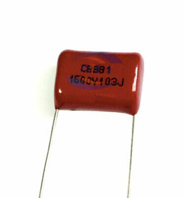 Ad Ebay Url 20pcs Cbb Film Capacitor 1600v 10nf 103j 0 01uf Lead Pitch 15mm Capacitor Pitch Electrolytic Capacitor