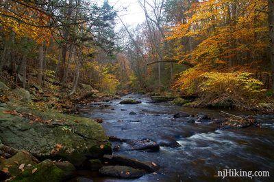 Hacklebarney State Park Njhiking Com Hiking Trip State Parks Outdoors Adventure