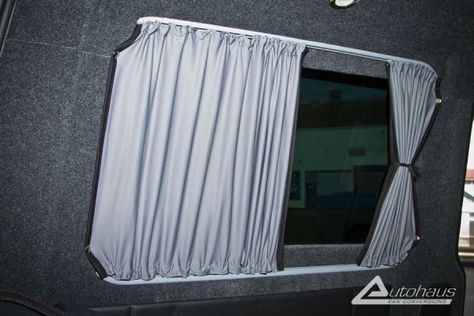 Make Blackout Curtains For Van Google Search Van Curtains