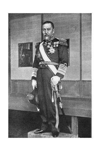Heiachiro Togo Japanese naval commander CommanderinChief during…