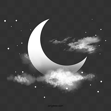 Hand Drawn Round Lunar Crescent Moon Moon Clipart Luminescence Meniscus Png Transparent Clipart Image And Psd File For Free Download Star Background How To Draw Hands Stars At Night