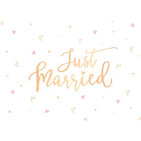 Photo of Just Married