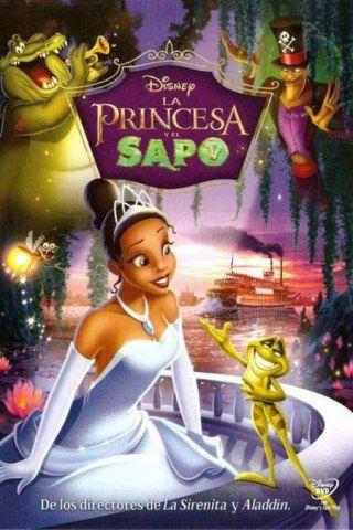 Las 101 Mejores Películas Animadas A Disfrutar Como Niños La Princesa Y El Sapo Tiana Y El Sapo Princesas Disney