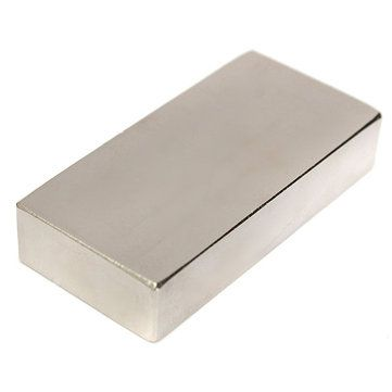 50x25x10mm N50 Strong Block Cuboid Magnet Rare Earth Neodymium Magnet Neodymium Magnets Magnets Cuboid