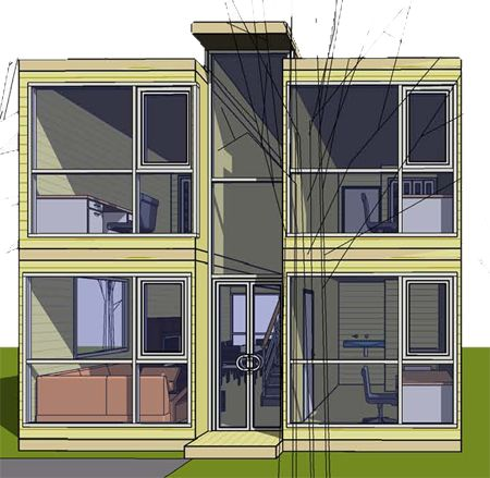 blog auto construction maison conteneur rothbach