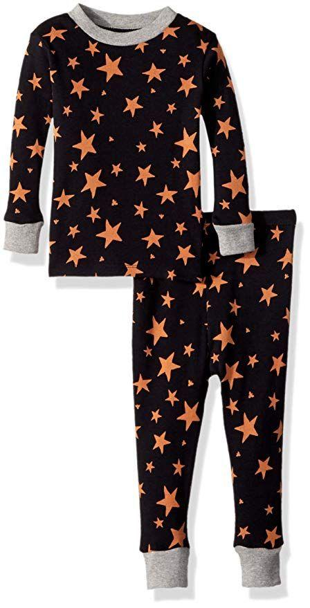 Tee and Pant 2-Piece PJ Set Burts Bees Baby 100/% Organic Cotton Baby Boys Pajamas