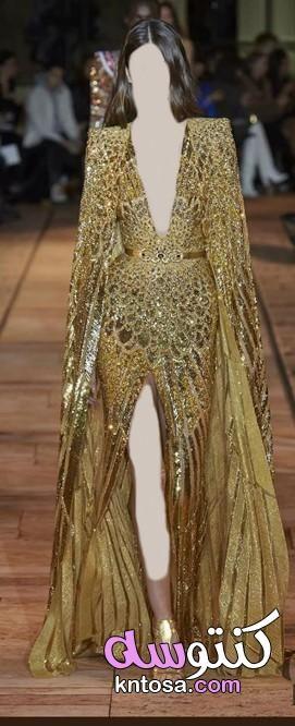 فساتين زهير مراد ٢٠٢٠ انستقرام فساتين زهير مراد ربيع صيف 2020 Formal Dresses Long Dresses Fashion