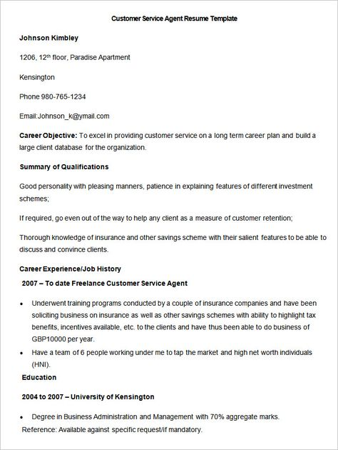Call Center Scripts Examples   Buscar Con Google CALL CENTER   Customer  Service Call Center Resume  Resume For Call Center