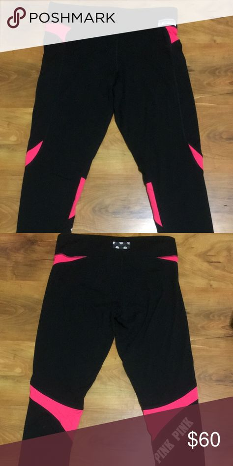 a642ba598da44 Victoria's Secret PINK Yoga Pants - Size Medium In perfectly good  condition. No holes or stains. Price is negotiable! PINK Victoria's Secret  Pants