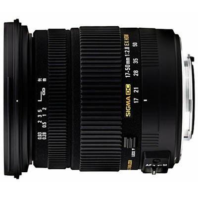 Obektiv Sigma 17 50mm F 2 8 Ex Dc Os Hsm For Nikon 583955 Nikon Dslr Camera Nikon Slr Camera Best Camera Lenses