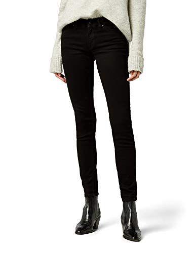 2a538dca06850 edc by Esprit Women's 997cc1b802 Jeans Black (Black Rinse 910) W26 ...