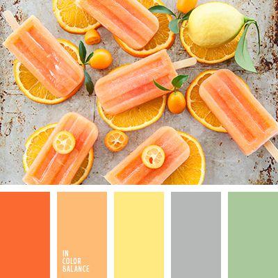 Paleta de colores №2776