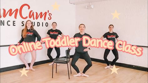 Free Online Toddler Dance Class Youtube