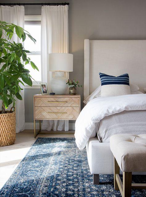 Tiffany Weiss Interior Design   Redondo Beach Master Bedroom