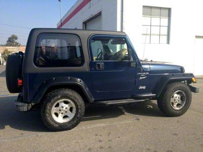 Jeep Wrangler One Piece Hard Top For Full Doors 97 06 Jeep Wrangler Tj Excluding Unlimited Classic Car Insurance Jeep Wrangler Jeep