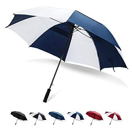 bf0589185509 Third Floor Umbrellas 62 Inch Extra Large Windproof Golf Umbrella ...