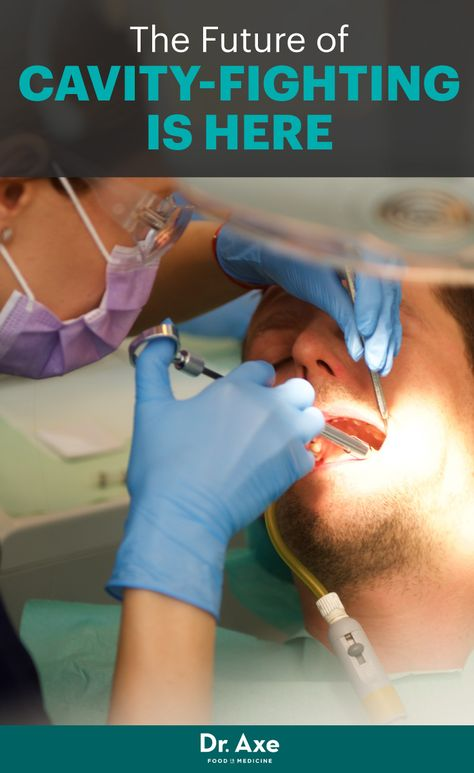 Did you know there's a new type of dental filling that actually triggers your teeth to repair and regenerate themselves?