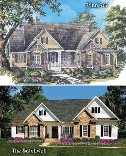 29 Ideas House Plans One Story Ranch Open Floor Kitchens Craftsman House Plans New House Plans House Plans One Story