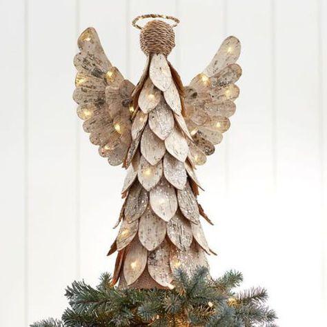 Puntale Albero Di Natale.Puntale Albero Di Natale 10 Idee Per Realizzarlo In Modo