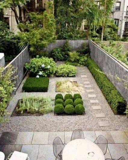 Small Garden Landscaping Ideas For Frontyard 45 In 2020 Small Garden Design Japanese Garden Design Small Backyard Landscaping