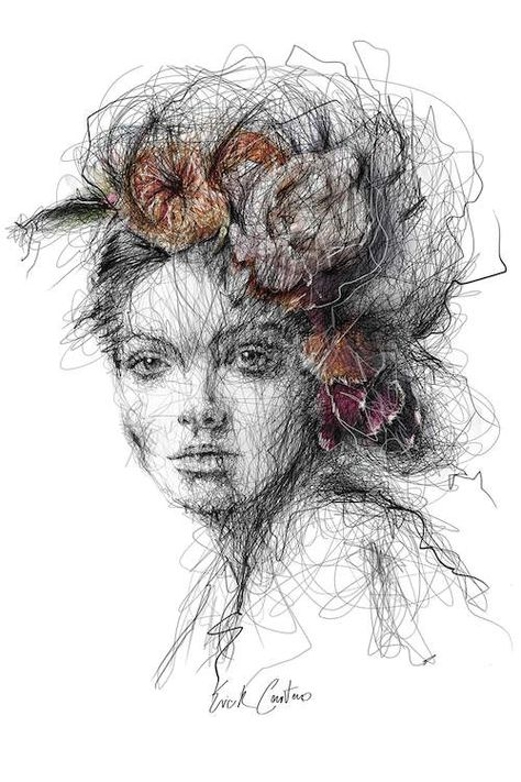 Floral Thoughts II by Erick Centeno is printed with premium inks for brilliant color and then hand-stretched over museum quality stretcher bars. 60-Day Money Back Guarantee AND Free Return Shipping.