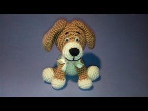 Orsetto Portachiavi Amigurumi Tutorial - Bear Crochet - Osito ... | 217x289