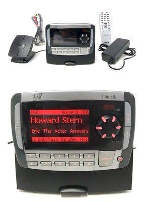 Sirius Dish Network SR200 Radio LIFETIME ACTIVE SUBSCRIPTION