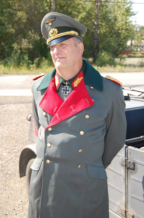 General  Brig. Great Coat