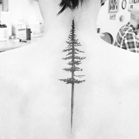 This is my tattoo #treetattoo