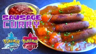 How To Make Sausage Curry From Pokemon Sword And Shield How To Make Sausage Sausage Food