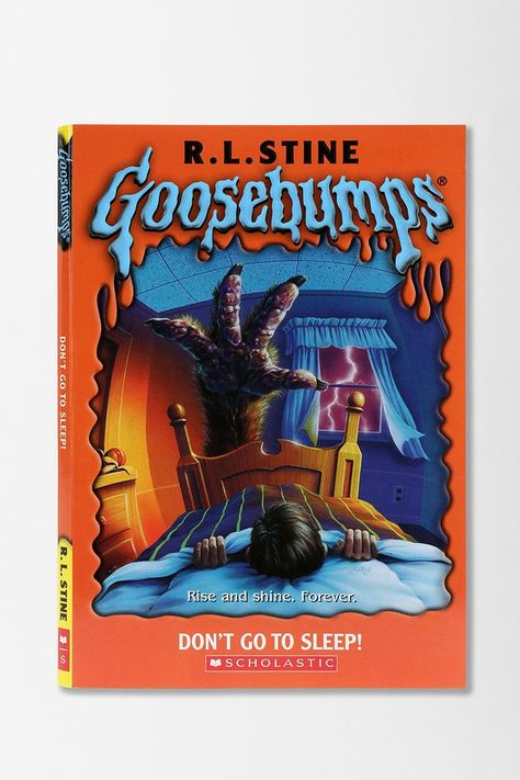 Total classic. Goosebumps Series By R.L. Stine #creepitreal