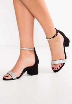Sandales à talon carré | La sélection de Zalando | Saltos