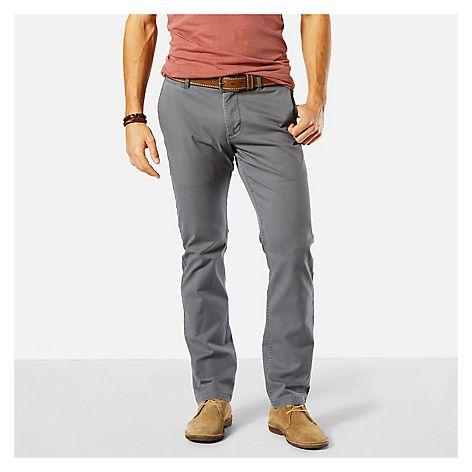 Pantalon Dockers Washed Gris Falabella Com Conjunto Con Pantalones Grises Ropa Casual De Hombre Pantalon Gris Hombre
