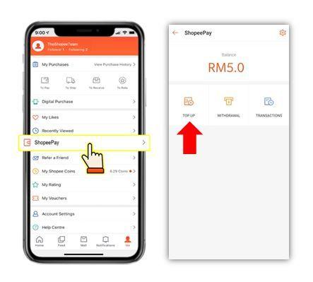 Cara Transfer Tng Ewallet Ke Bank Dengan Mudah Online Di 2020 Tahu