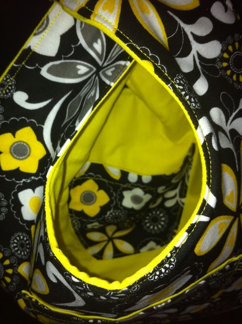 Its A Sinch Bag Interior Pocket Sewn By Rage Sewing