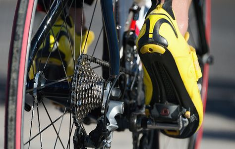 Spinning Circles How To Maximize Your Pedal Stroke Power