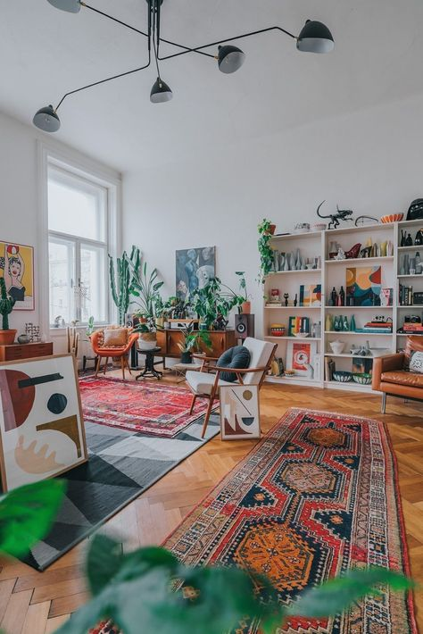 Shop The Look: 5 Bohemian Chic Interior Design Ideas