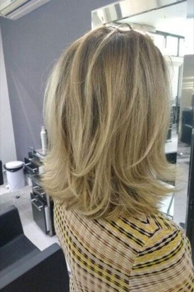 50 Best Medium Length Hairstyles For Thin Extremely Fine Hair Medium Length Hair Styles Hair Styles Thin Fine Hair